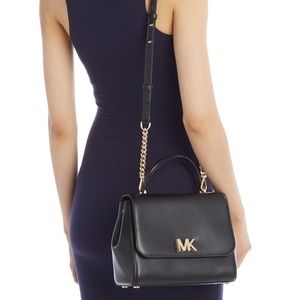 New Mk 🖤 MOTT medium satchel